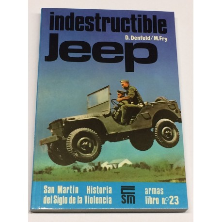 Indestructible Jeep.
