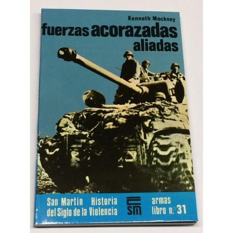 Fuerzas acorazadas aliadas.