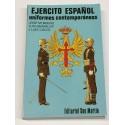 Uniformes contemporáneos del Ejército Español. 1977.