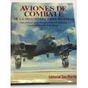 Aviones de combate de la Segunda Guerra Mundial.