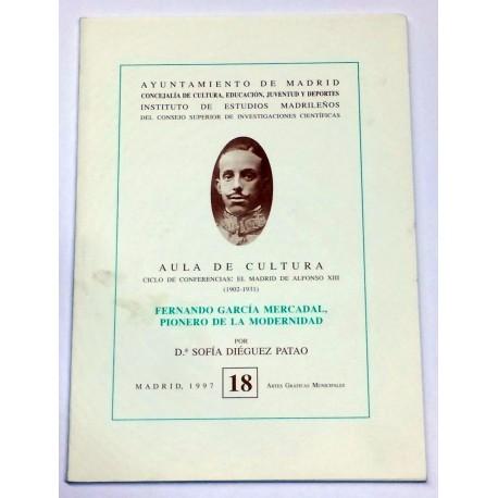 Fernando García Mercadal, pionero de la modernidad.