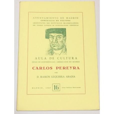 Carlos Pereyra.