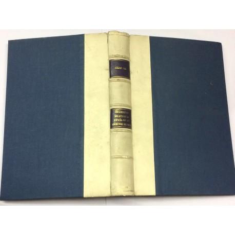 Documentos relativos a España existentes en los Archivos Nacionales de París. Catálogo y extractos de más de 2000 documentos.