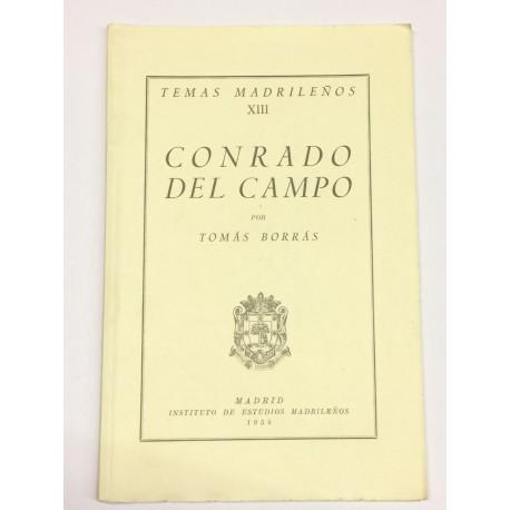 Conrado del Campo.