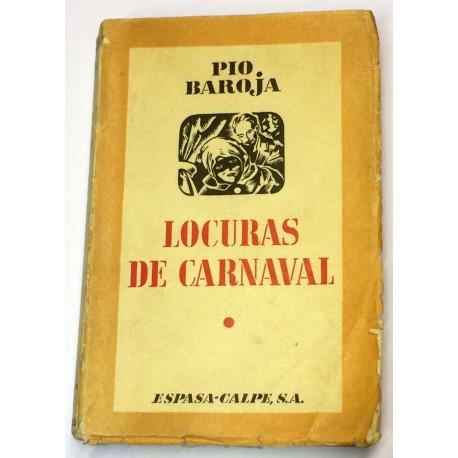 Locuras de Carnaval.