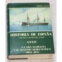 La era isabelina y el sexenio democrático (1831 - 1871).