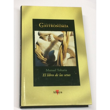 El libro de las setas.