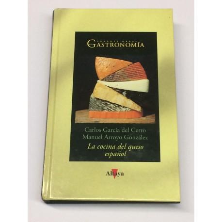 La cocina del queso español.