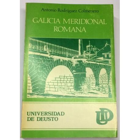 Galicia Meridional Romana.