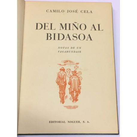 Del Miño al Bidasoa. Notas de un vagabundaje.