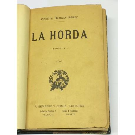 La Horda.