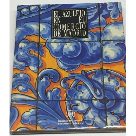 El azulejo en el comercio de Madrid.