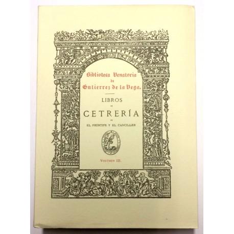 Libros de Cetrería.