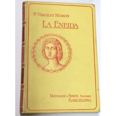La Eneida. Traducida en prosa castellana por Eugenio de Ochoa.