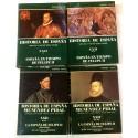 España en tiempo de Felipe II. La España de Felipe II. Tomo XXII (4 volúmenes)