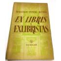 Ex libris y exlibristas.