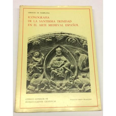 Iconografía de la Santísima Trinidad en el Arte Medieval Español.
