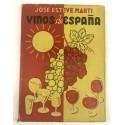 Vinos de España.
