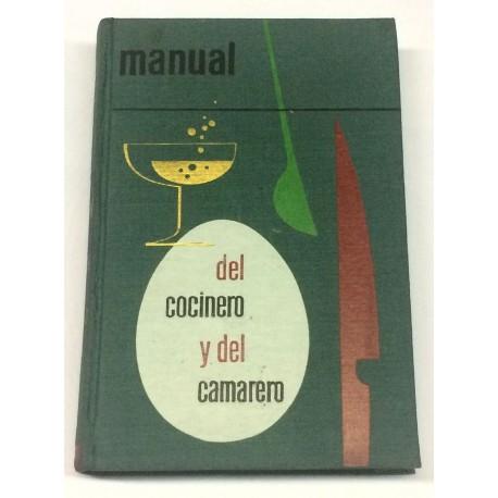 Manual del cocinero y del camarero.