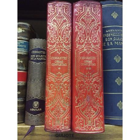 Obras Completas. Tomo I: Estudio preliminar, poesía, teatro y novelas. Tomo II: Novelas, Obras atribuidas y Censo de personajes,
