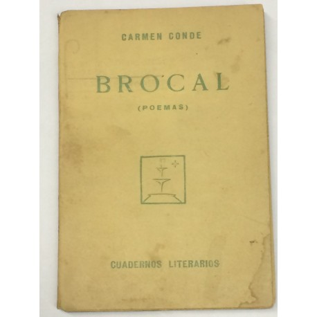 Brocal (Poemas).