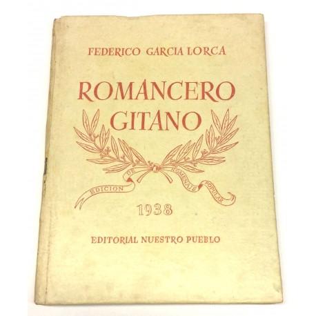 Romancero gitano. Prólogo de Rafael Alberti.