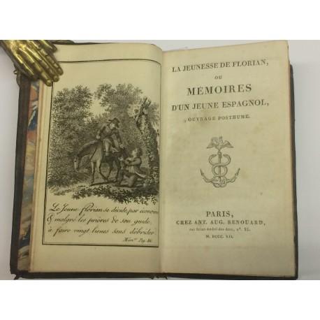 La jeunesse de Florian, ou Mémoires d'un jeune espagnol.