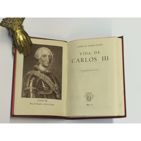 Vida de Carlos III.