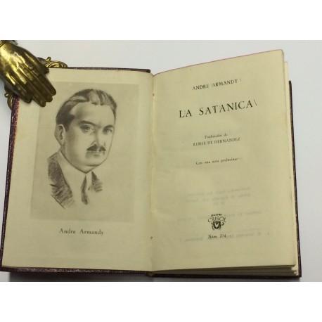 La satánica. Traducción de Remel de Hernández. Con una nota preliminar.