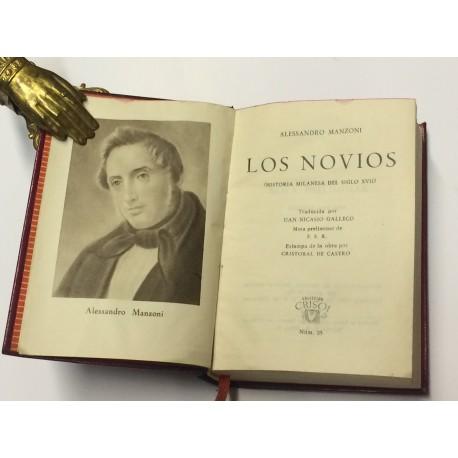 Los novios. (Historia milanesa del siglo XVII). Nota preliminar de F.S.R.