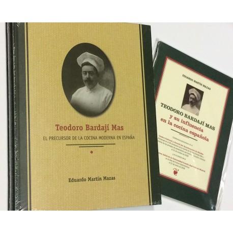 Teodoro Bardají Mas. El precursor de la cocina moderna en España.