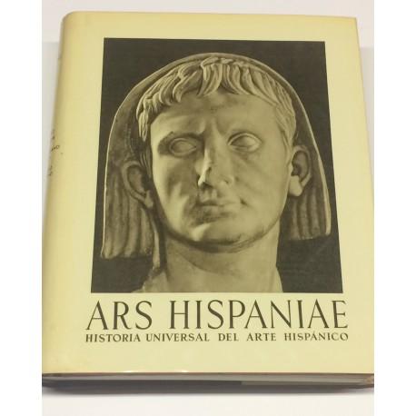 Arte romano. Arte paleocristiano. Arte visigodo. Arte asturiano.