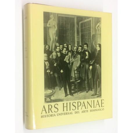 Ars Hispaniae. Historia Universal del Arte Hispánico. Volumen XIX: Arte del Siglo XIX.