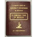 El comedor y bar de bolsillo. El mejor libro de cocina y cocktails de bolsillo.