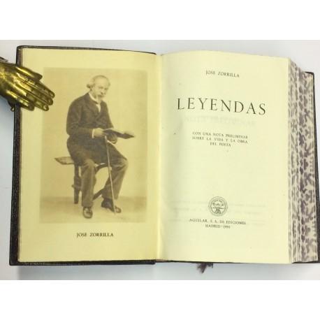 Leyendas. Con una nota preliminar sobre la vida y la obra del poeta.