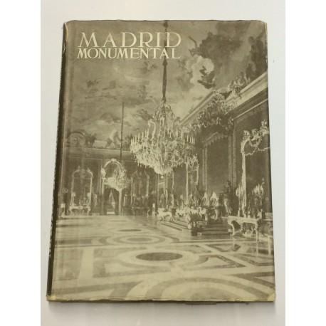 Los Monumentos Cardinales de España VI: Madrid Monumental.