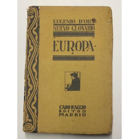 El nuevo glosario. IV: Europa.