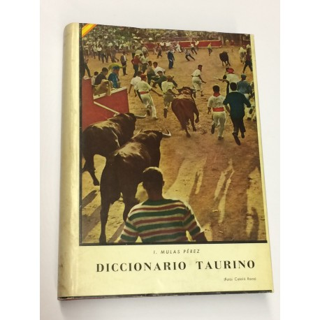 Diccionario Taurino.