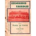 Efemérides taurinas de los días de duración de la Feria Oficial y Nacional de Muestras de Zaragoza.