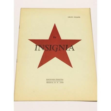 La Insignia (alocución poemática).