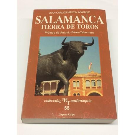 Salamanca, tierra de toros.