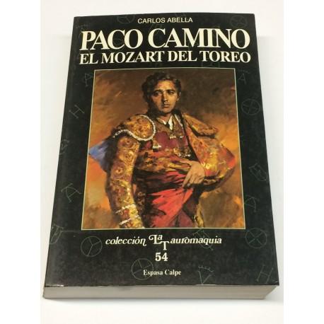 Paco Camino, el Mozart del toreo.