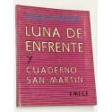Obra poética de Borges: Luna de enfrente y Cuaderno San Martín. 1925-1929.