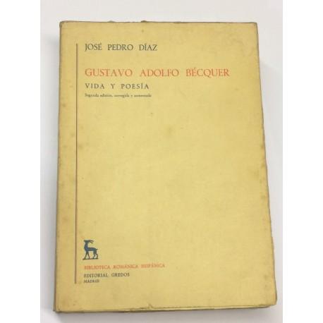 Gustavo Adolfo Bécquer. Vida y poesía.