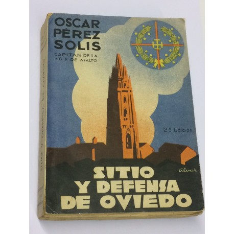 Sitio y defensa de Oviedo.
