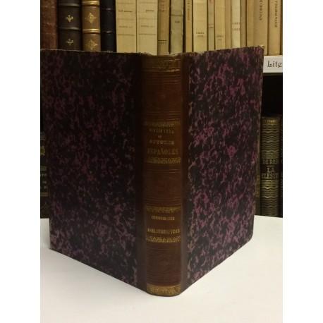 Curiosidades bibliográficas. Colección escogida de obras raras de amenidad y erudición.