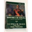 La época de Franco (1939 - 1975). Tomos XLI (1).