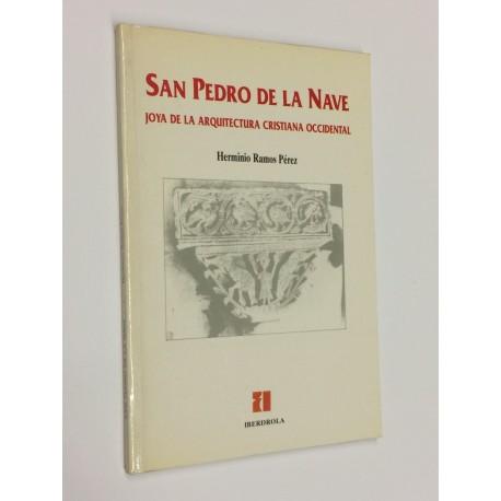 San Pedro de la Nave. Joya de la arquitectura cristiana occidental.