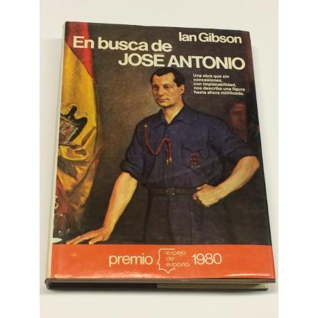 En busca de José Antonio.