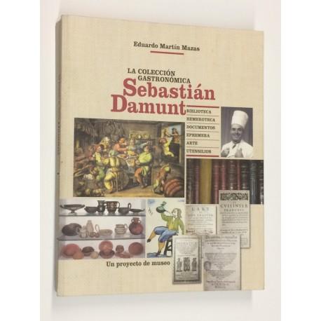 La colección gastronómica de Sebastián Damunt. Un proyecto de museo - BIBLIOGRAFÍA COCINA